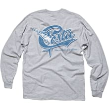 Costa Retro L/S Shirt