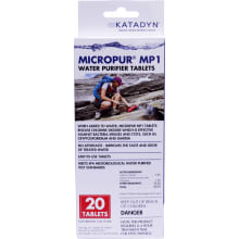 Micropur Purification Tablets package OF 20