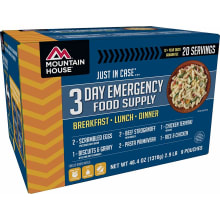 3-Day Emergency Food Supply Kit