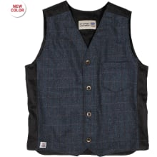 The Harris Tweed Uptown Vest