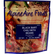- Black Bart Chili with Beans