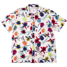 Men's Floral Tour Shirt