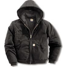 J140 Flannel Lined Duck Active Jacket