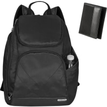 Anti-Theft Classic Backpack Bundle