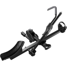 T1 Single Bike Hitch Platform Carrier - Black