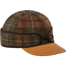 The Original With Leather Brim