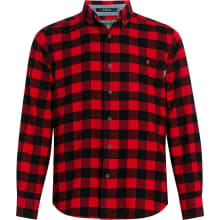 Men's Trout Run Flannel Shirt - Modern