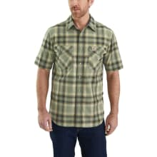 Men's Rugged Flex Bozeman Ss Shirt