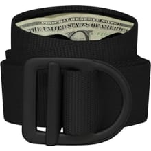 38 Mm Last Chance Delta Light Duty Money Belt Black Buckle