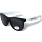 UV Sunglasses - Black/White