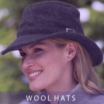 Category view for Wool Hats