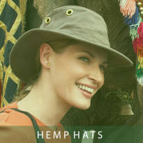Category view for Hemp Hats