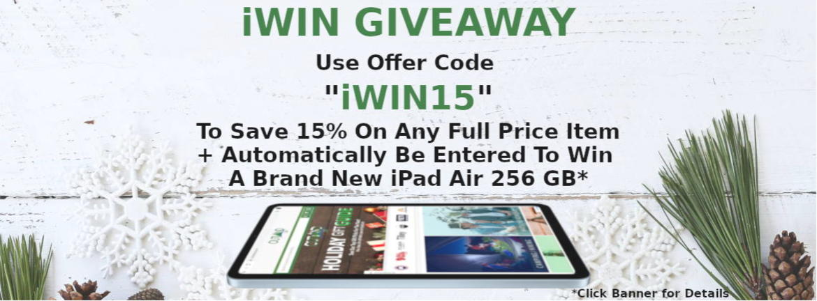 iWin Giveaway