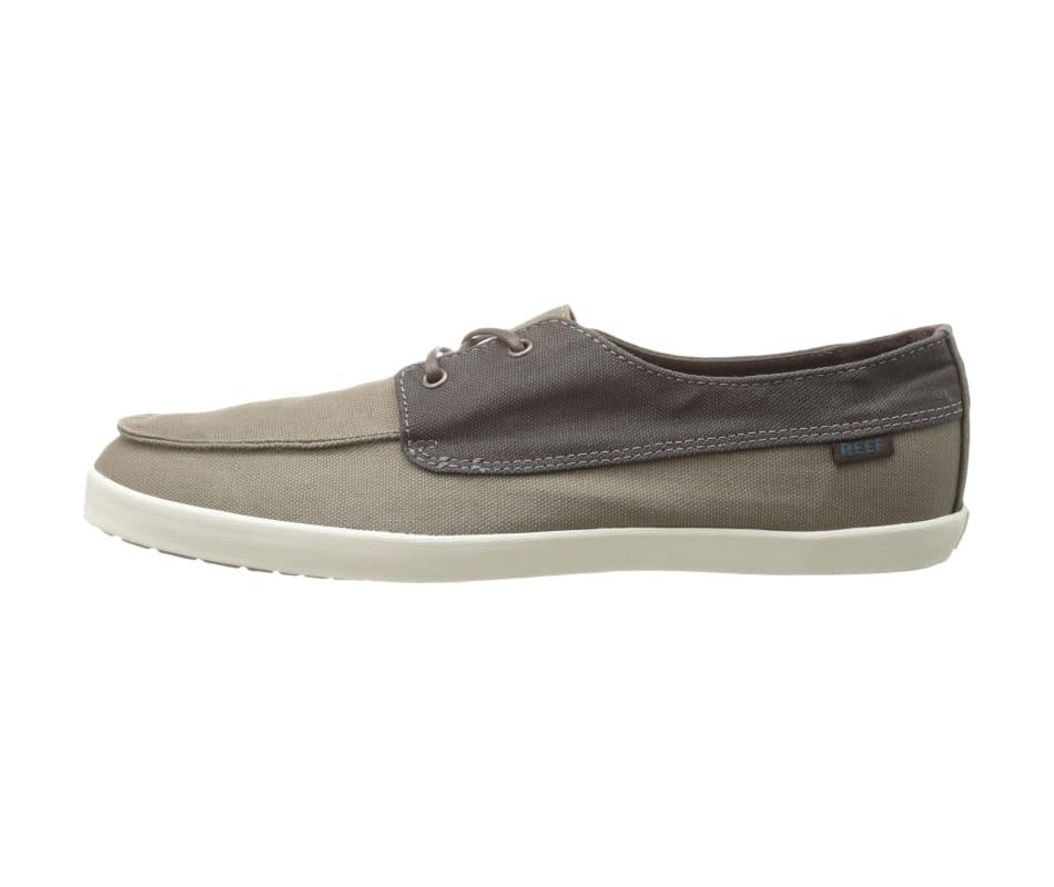 Low Black Deckhand Reef Shoes 10 Slate Men's fv6Ygb7y