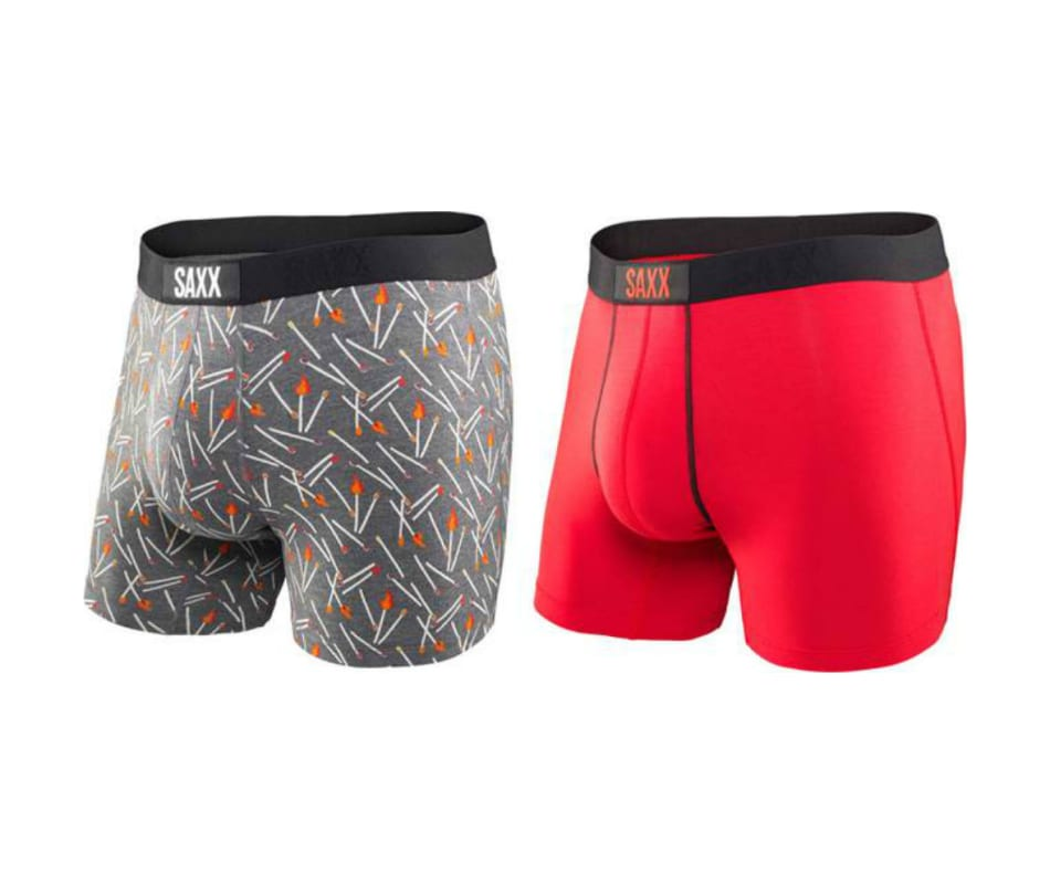 Men's Vibe Boxer - 2 Pack