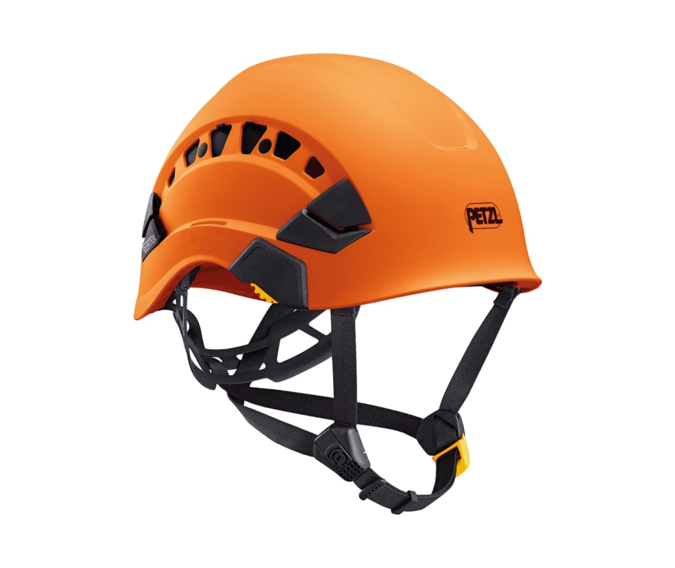 Vertex Vent Helmet - Orange