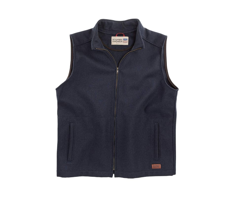 Men's Ironwood Wool Vest
