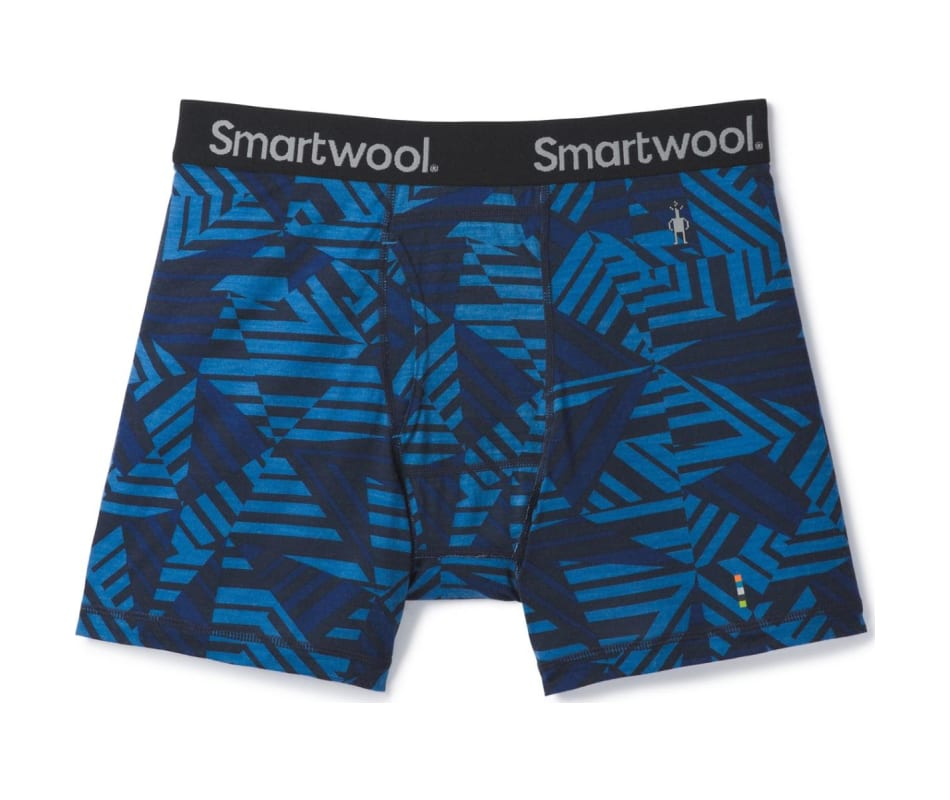Smartwool Men's Merino 150 Printed Boxer Brief