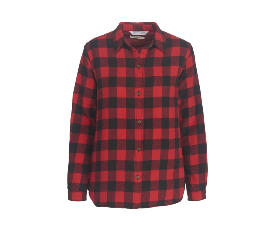 Women's Pemberton Insulated Flannel Shirt Jac
