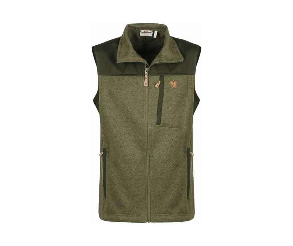 Men's Buck Fleece Vest
