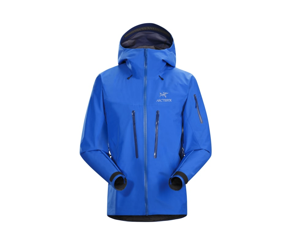 2359ab033d9 Arc'Teryx Men's Alpha SV Jacket - Rigel - XS