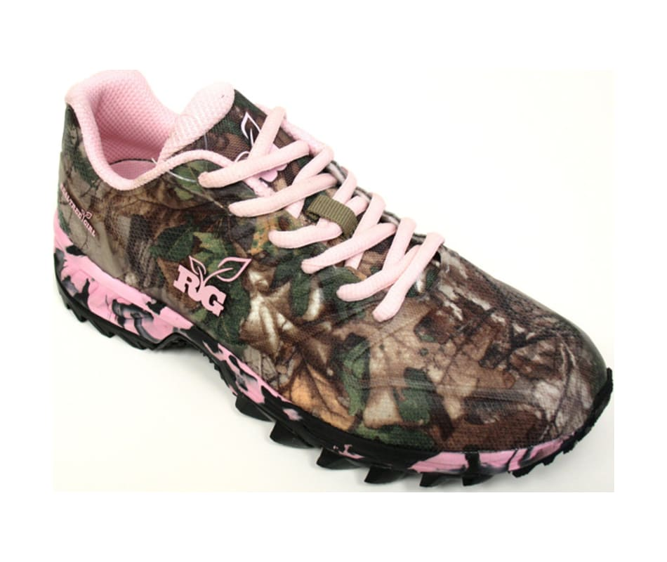 9788df935ac7 Realtree Girl by Duckhead Mamba Camo Shoe - Pink   Xtra Green - 7.5