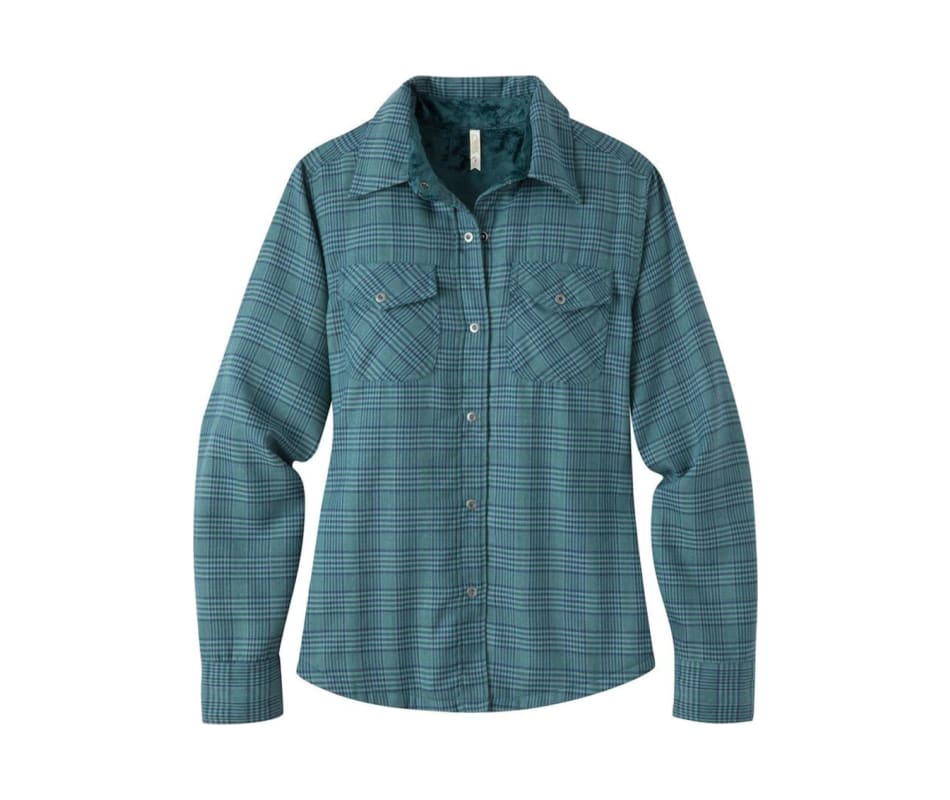 Women's Christi Fleece Lined Shirt