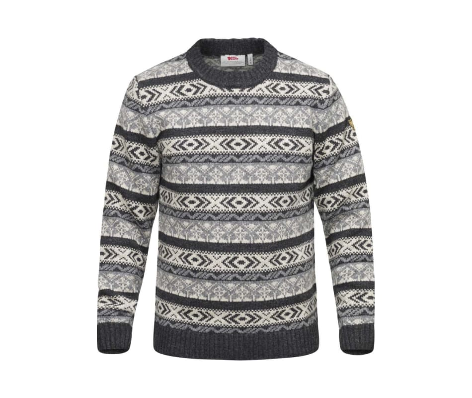 Men's Ovik Folk Knit Sweater