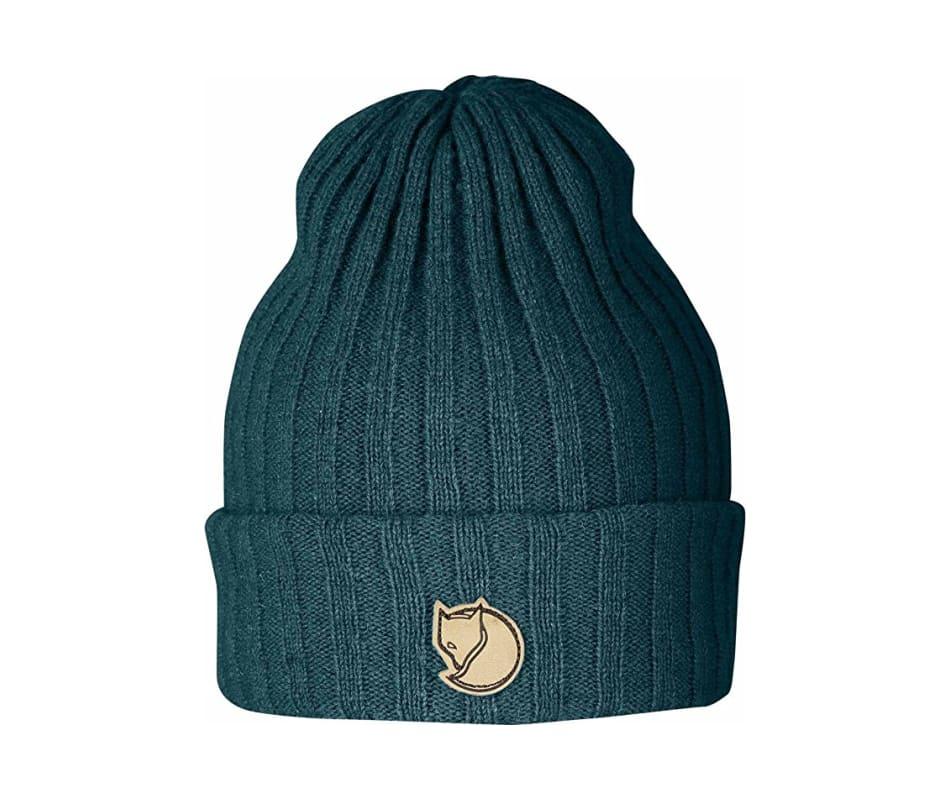 97f51c9b7c5 Fjallraven Byron Wool Knt Hat Glacier Green