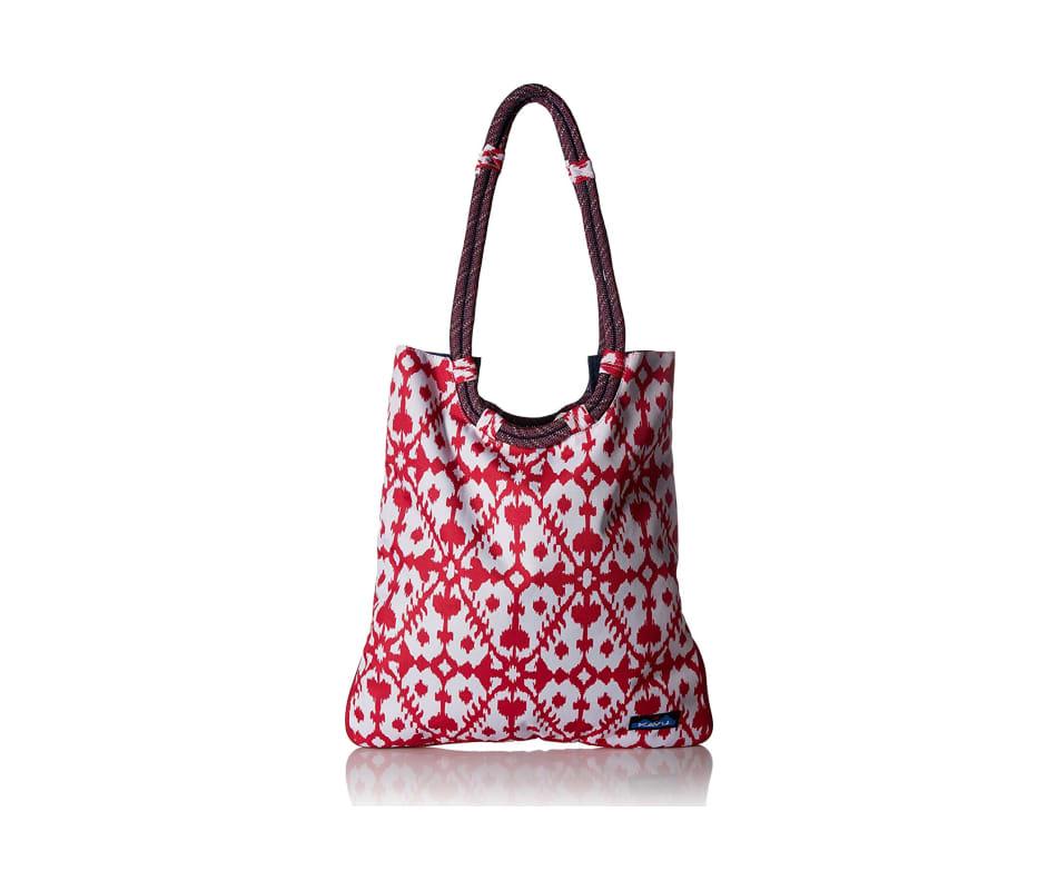 Kavu Women s Market Bag - Pink Blot 54a001bd95