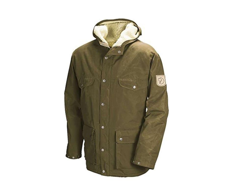 Fjallraven Men S Greenland Winter Jacket Umbra S
