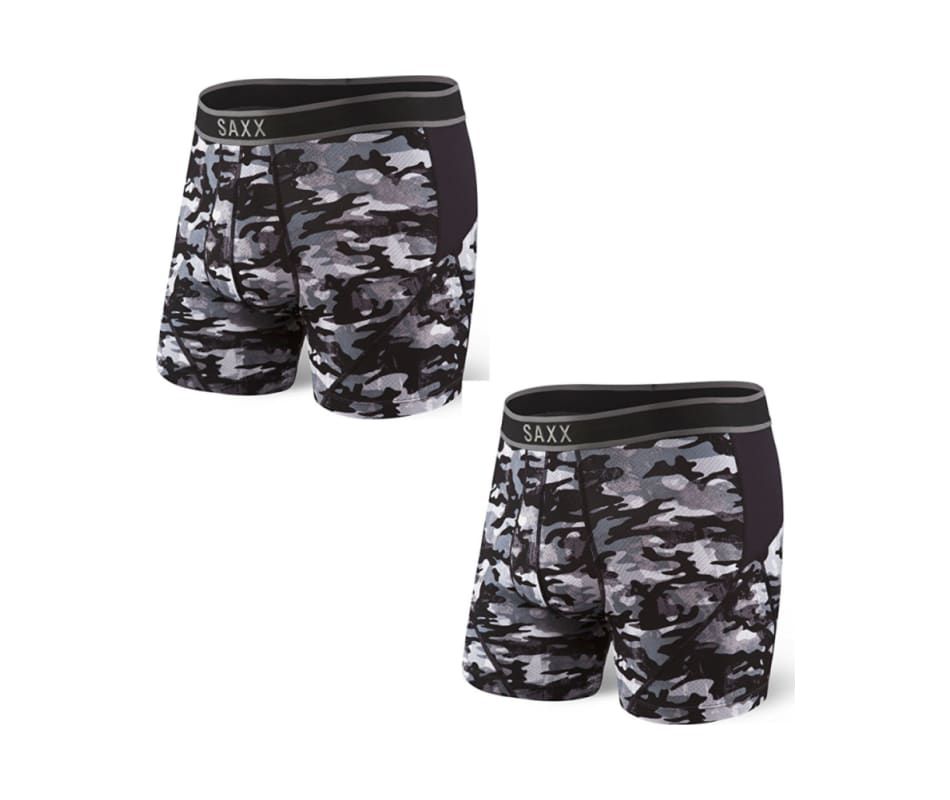 Men's Kinetic Boxer - 2 Pack