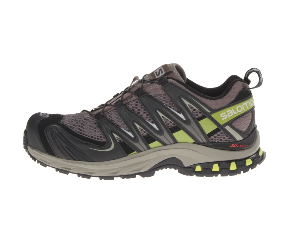 43112ab6d2d5 Salomon Men s XA PRO 3D M+ (Wide) Shoes - Swamp   Dark Titanium ...