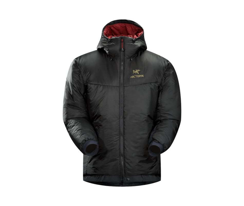 Arcteryx Mens Dually Belay Parka