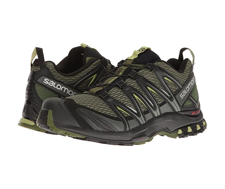 Gear Review: Salomon XA Pro 3D CS WP Trail Runners