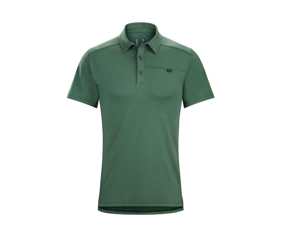 3eb40a15 Arc'Teryx Captive Polo Shirt SS Men's Cypress - L
