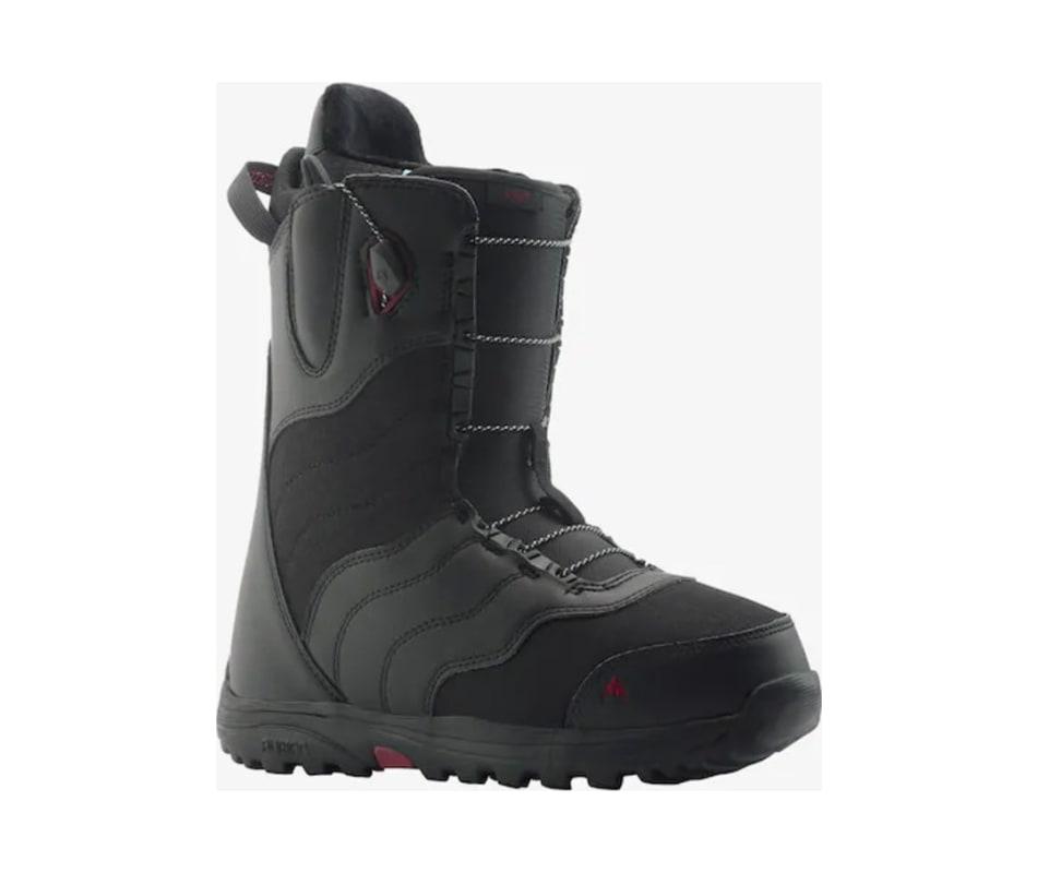 50c37d5b21 Burton Women s Mint Snowboard Boots - Black - 75