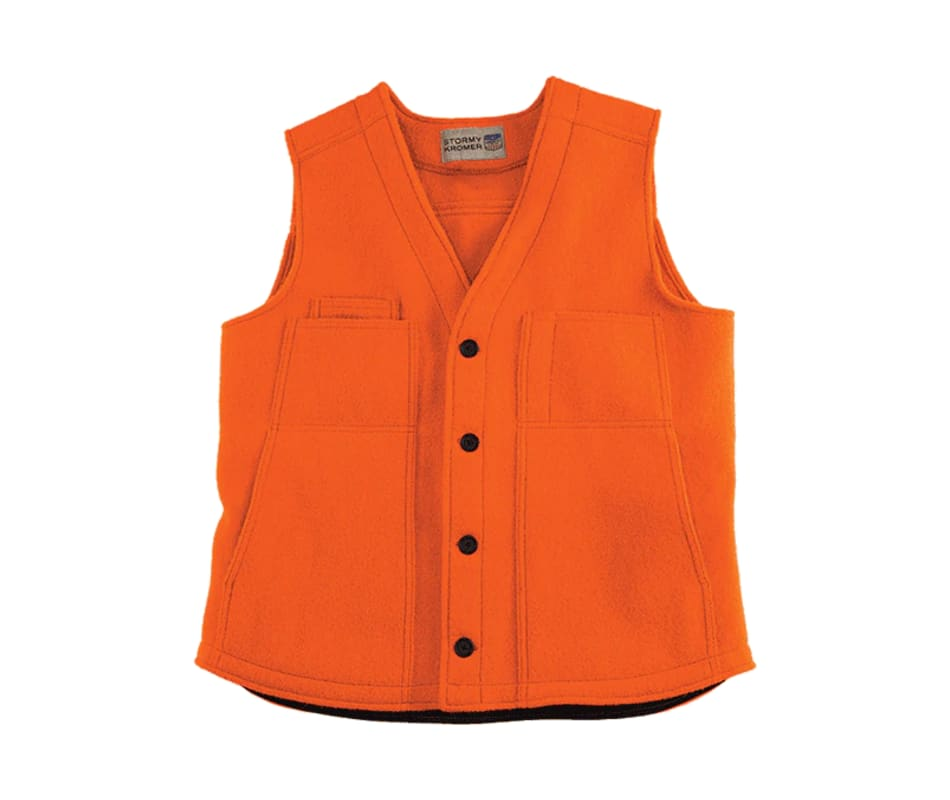 The Button Vest