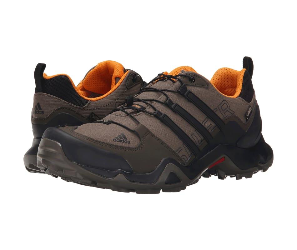 5e6d7d8c6a267 Adidas Outdoor Terrex Swift R GTX Branch Black Umber - 10