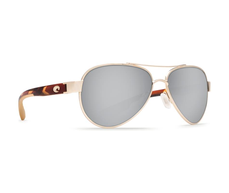 3bf3df20101fe Costa Del Mar Women s Loreto Sunglasses - Rose Gold W Tortoise ...