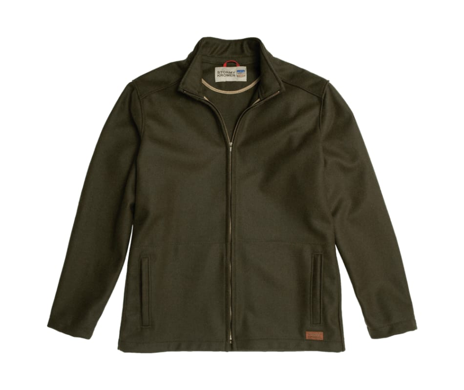 Men's Ironwood Wool Jacket