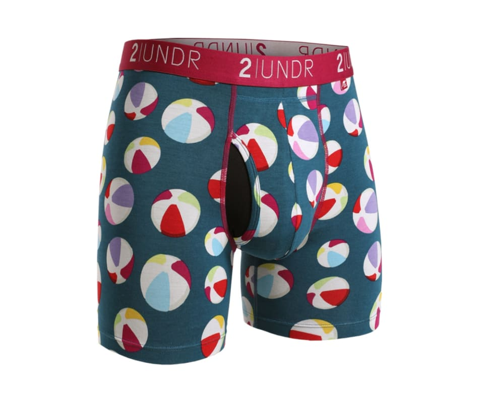 Men's Swing Shift Boxer Brief