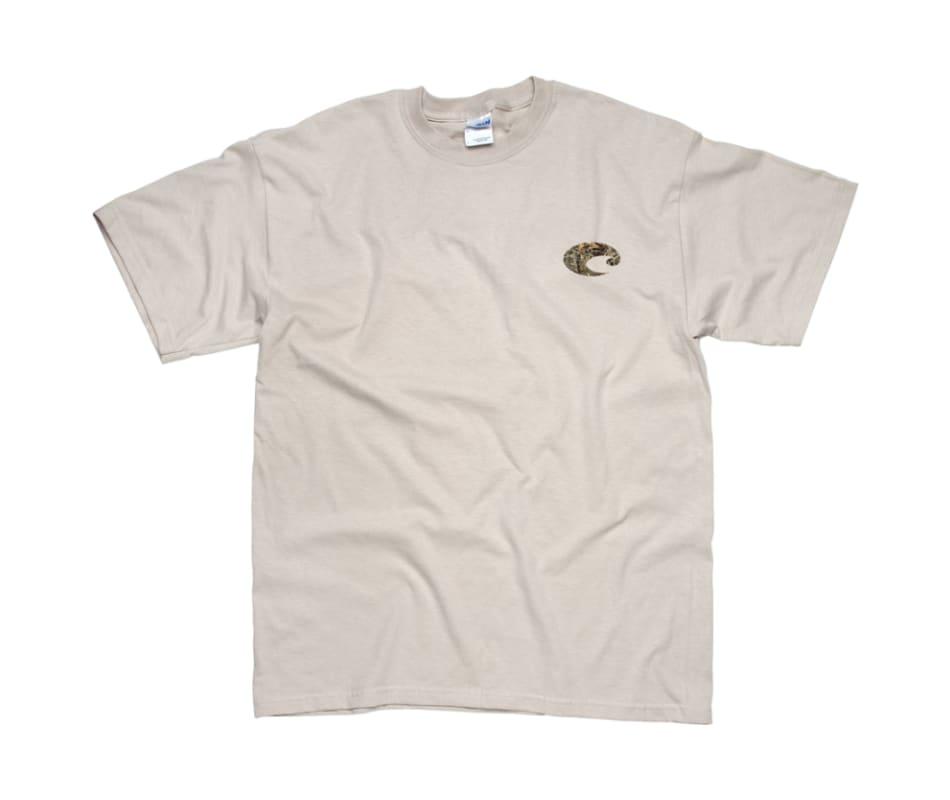 Real Tree Max 4 Camo S/S Shirt