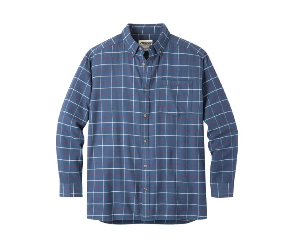 Downtown Flannel Shirt