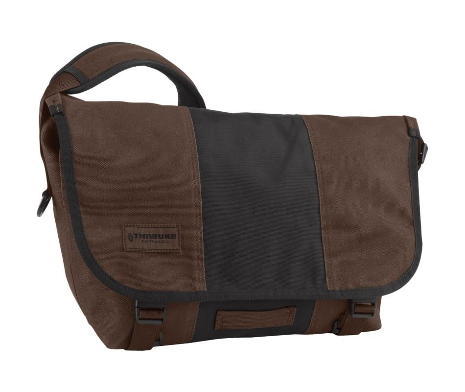ac0a97d65a Timbuk2 Classic Messenger Bag - Closeout Dark Brown   Black ...