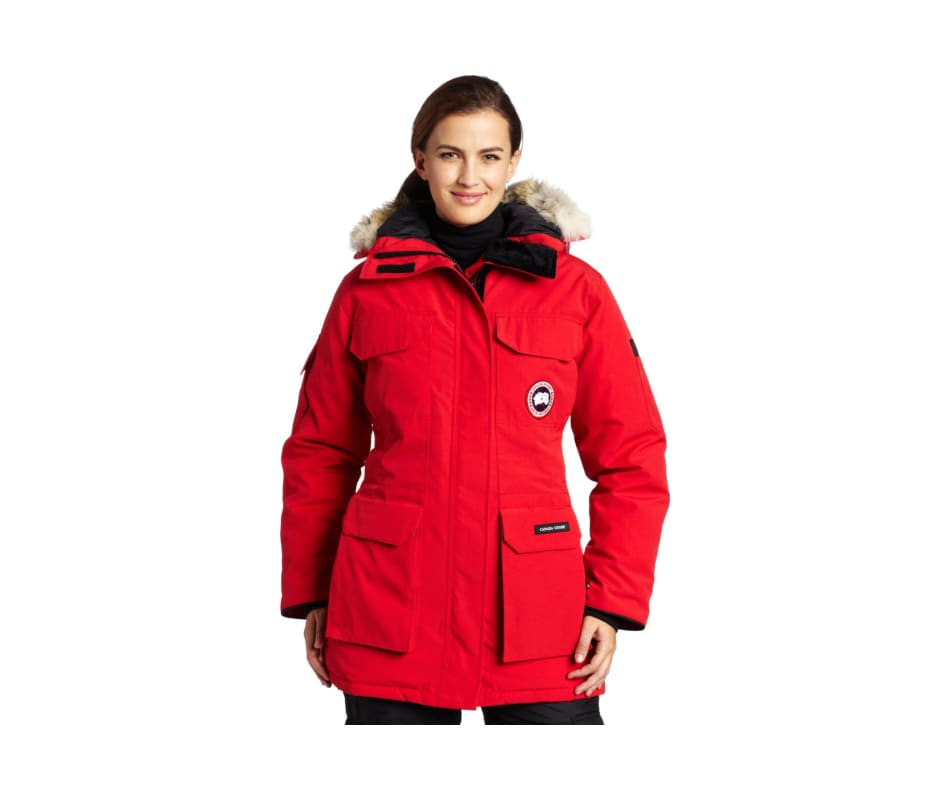 Canada Goose Women s Expedition Parka Red - Medium cf24b135e