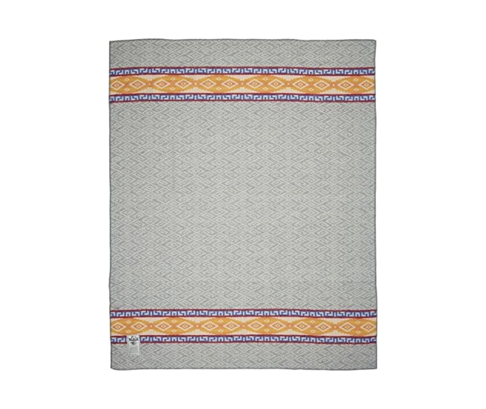Roaring Run Soft Wool Blanket (56