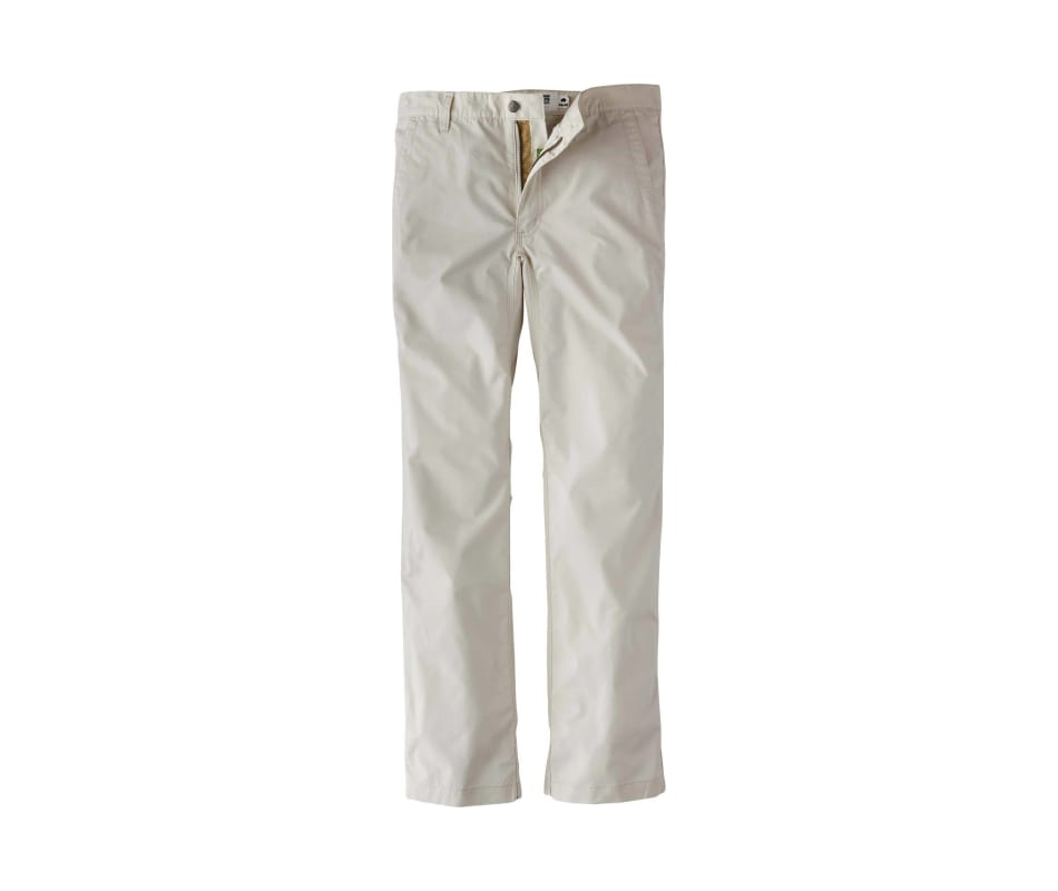 Men's Stretch Poplin Pant Slim Fit
