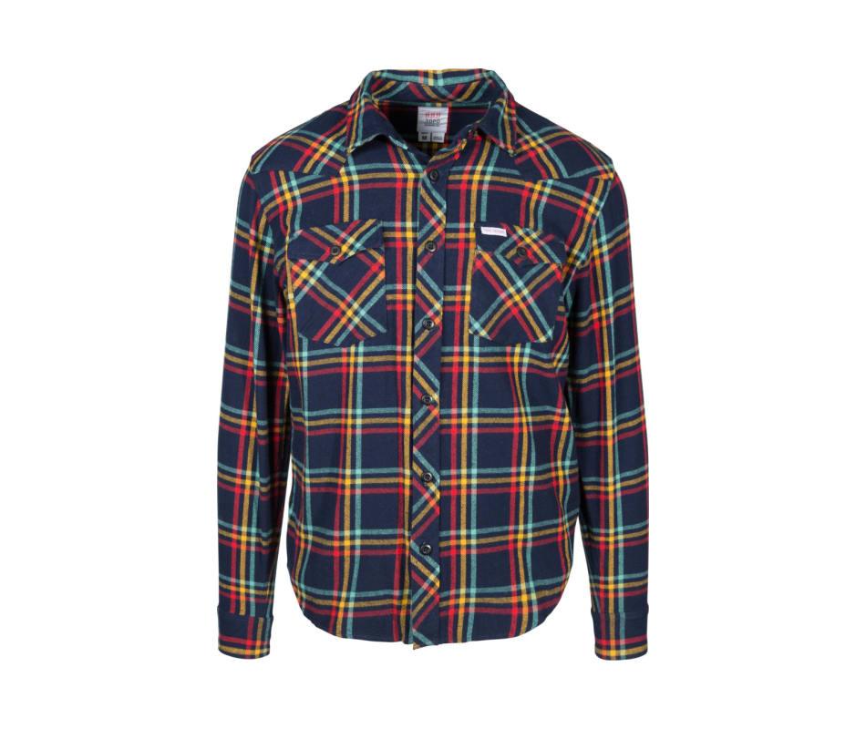 Topo Designs Men's Mountain Shirt Plaid