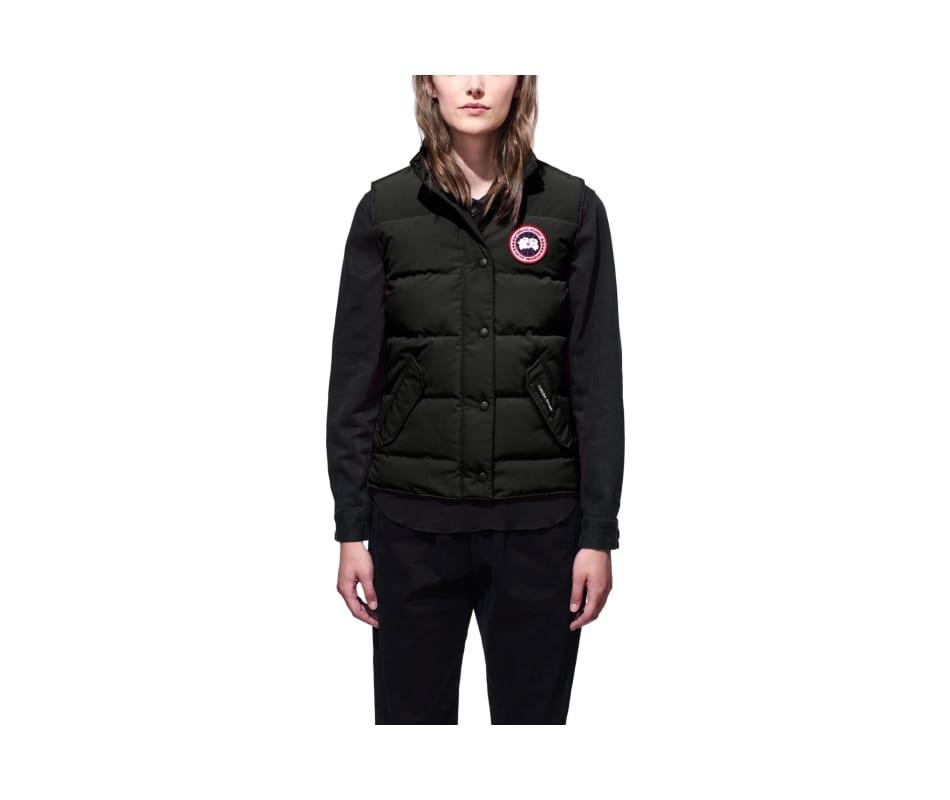 3586d1bdb701 Canada Goose Women s Freestyle Vest - Black - L
